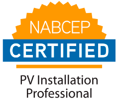 NABCEP Certified - Solar Construction LLC